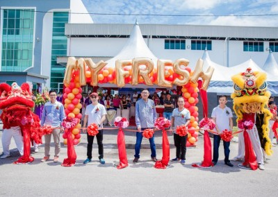 Myfresh Factory Opening Ceremony 1 August 2015